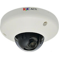 ACTi E96 5MP Indoor Mini Fisheye Dome with Basic WDR, Fixed lens