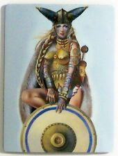 CHRIS ACHILLEOS Fantasy Art Fridge Magnet BOADICEA