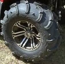 Set (2) 26-9-12 & (2) 26-11-12 Maxxis Zilla ATV UTV Mud Tires & ITP SS HD Rims