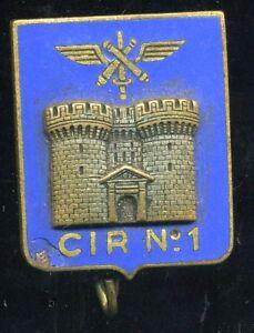 CIR N1  insigne a identifier ( drago paris G 1188)(169)