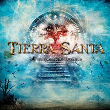 TIERRA SANTA Mi nombre sera leyenda CD Hellion Records 2013  Bonustrack