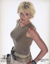 AMANDA TAPPING - STARGATE SG-1 - ORIGINAL PUBLICITY PHOTO #2 - 2005