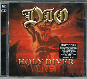 DIO - Holy Diver Live ( 2 CD )