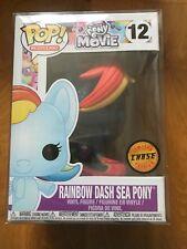 Rainbow Dash Sea Pony - My Little Pony POP Vinyl Chase!!