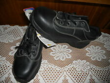 Unisex SFC Shoes for Crews Steel Toed Workboots Workshoes Size 9 or 10.5 NIB