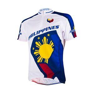 Philippine Cycling Jersey - Sinag