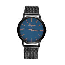Luxury Womens Ladies Watch Silicone Strap Casual Analog Quartz Wrist Watches VS