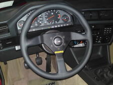 MOMO MOD 78 350mm Leather Race Steering Wheel - R1909/35L - IN STOCK!