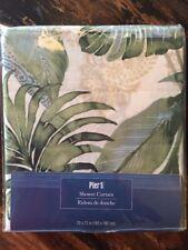 Pier One Shower Curtain - Rideau de douche (Tropical Flower)