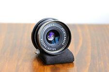 Voigtlander  Color - Skopar  28mm f/3.5  Leica LTM screw mount  w/ B+W UV filter