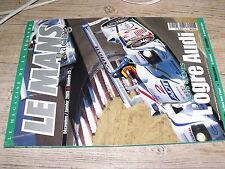 µµµ Revue Le Mans Racing n°25 Toine Hezemans Minassian J.Leconte