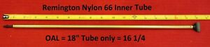 Remington Nylon 66 Complete Inner Tube Replacement .22