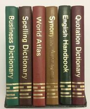 Career institute English Reference book set props decoration