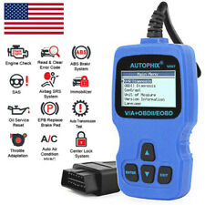 Full System OBD2 Scanner ABS Airbag DPF Code Reader Diagnostic Tool Car Check