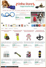 Dog Supplies Store - Amazon, eBay ,Commission Junction Affiliate Website