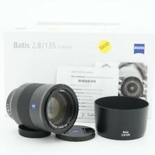 Zeiss Batis Apo Sonnar 135mm F/2.8 T* E-Mount Lens