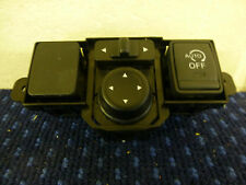 Nissan Note Mirror Control Switch 2015 Yr Genuine