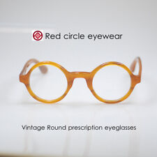 Round Johnny Depp eyeglasses round blonde acetate glasses mens rx eyewear unisex