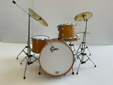 Charlie Watts Rolling Stone Collectible Drum Set Gift Mini Drum Kit