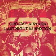 Groove Armada - Last Night In Brixton NEW CD