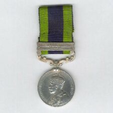 India General Service Medal, George V, with North West Frontier 1930-31 clasp