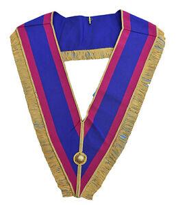 Masonic Mark Regalia Provincial Full Dress Collar