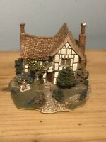 Collectible LILLIPUT LANE COTTAGE 1997/98Vintage Ornament Hampton Manor