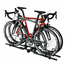VDP Merak Standard Bicycle Carrier for 2 or 3 Bikes Rear Carrier for Towing Hitch eBikes