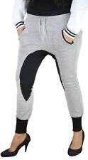 Pantalons de fitness gris pour femme