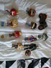 Marvel Funko Pops Marvel Legends MCU Figured Gamerverse Lot Captain America...