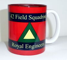 42 Field Squadron Royal Engineers Mug 42 Fld Sqn RE Mug Sapper Cup