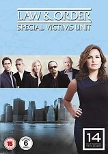 Law and Order - Special Victims Unit - Season 14 - DVD NEW & SEALED (6 Discs)