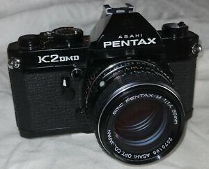 ASAHI Pentax K2DMD SLR Kamera