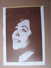 Rita Hunter  8 x 6 inch  Autograph (rad) see full listing
