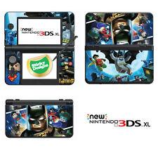 Lego Batman 2 DC Super Heroes Vinyl Skin Sticker for NEW Nintendo 3DS XL c-stick