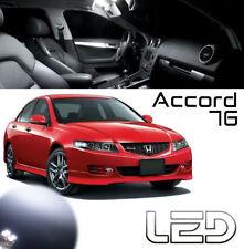Honda ACCORD 7G Kit 9 ampoules éclairage Plafonnier Coffre Miroirs Coffre Boîte