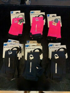 Pearl Izumi Women's Elite Thermal Arm Warmers- Black or Pink- Multiple Sizes