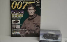 Nr. 78 James Bond 007 Modellauto Collection - Mercedes Benz 220S 1:43 mit Heft