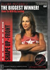 D6 Jillian Michaels The Biggest Winner! How to Win by Losing Shape Up Front DVD