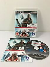 Assassin's Creed Brotherhood & revelaciones Doble Pack Playstation 3 (PS3)