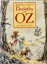 DOROTHY OF OZ (1989) Roger S. Baum - William Morrow HC 1st Edition WIZARD OF OZ