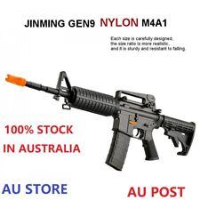 Au Store Gel Ball Blaster Jinming Gen9 M4A1 J9 Nylon Mag-Fed Auto Adult Size