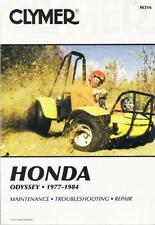 1977-1984 Honda Odyssey Atv Repair Service Workshop Shop Manual Book M316*