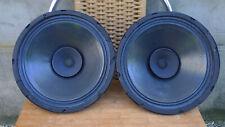 PHILIPS AD 12100/M8 12 inch fullrange speakers