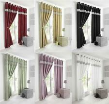 Unbranded Ring Top Curtains & Pelmets