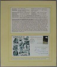 s1204) Raumfahrt Space Apollo 11 Launch CC 16.7.1969 OU Autograph Neil Armstrong