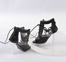 """Shoes  for  American model 22"""" Tonner doll black boots 15AS01"""