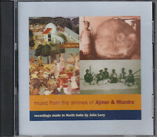 Music from the Shrines of Ajmer & Mundra