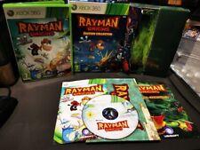 rayman origins edition collector x box 360