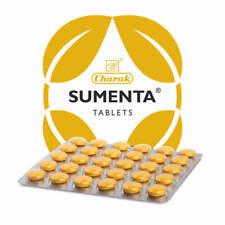 Charak Ayurveda Sumenta Stress Depression Reliever 30 Tablets